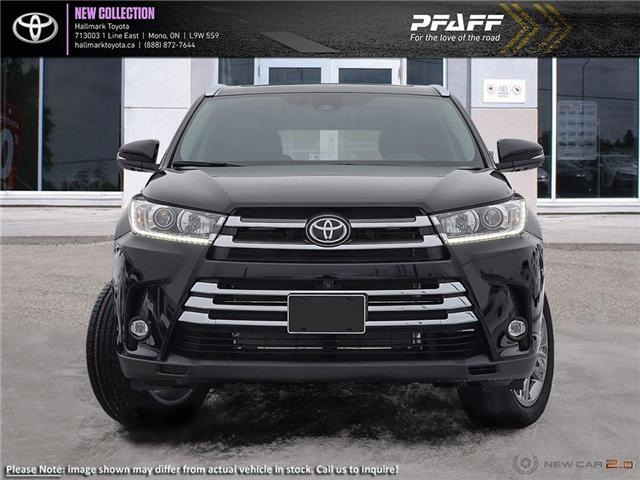 2019 Toyota Highlander Limited AWD (Stk: H19155) in Orangeville - Image 2 of 24