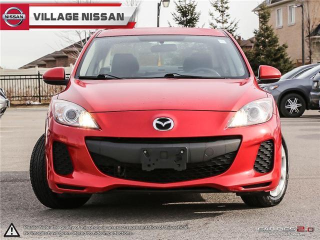 2013 Mazda Mazda3 GX (Stk: 80156B) in Unionville - Image 2 of 27