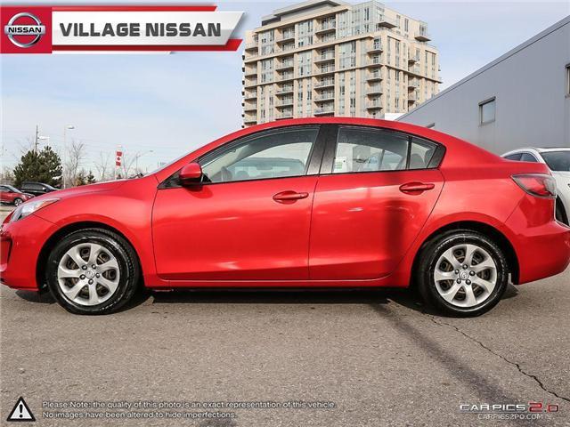 2013 Mazda Mazda3 GX (Stk: 80156B) in Unionville - Image 3 of 27