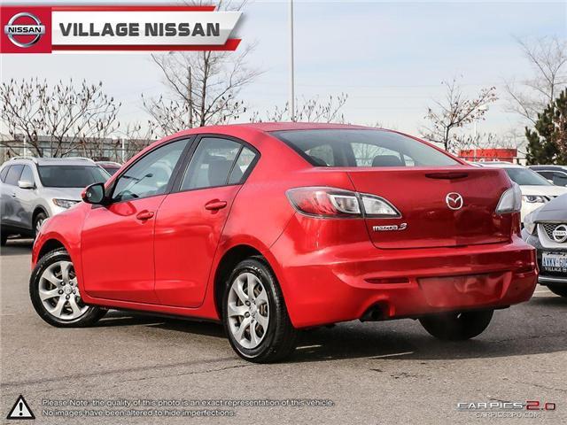 2013 Mazda Mazda3 GX (Stk: 80156B) in Unionville - Image 4 of 27