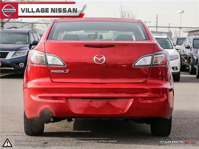 2013 Mazda Mazda3 GX (Stk: 80156B) in Unionville - Image 5 of 27