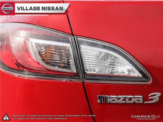 2013 Mazda Mazda3 GX (Stk: 80156B) in Unionville - Image 12 of 27