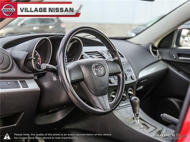 2013 Mazda Mazda3 GX (Stk: 80156B) in Unionville - Image 13 of 27