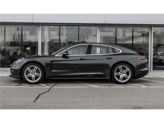 2017 Porsche Panamera 4S (Stk: P13531A) in Vaughan - Image 2 of 17