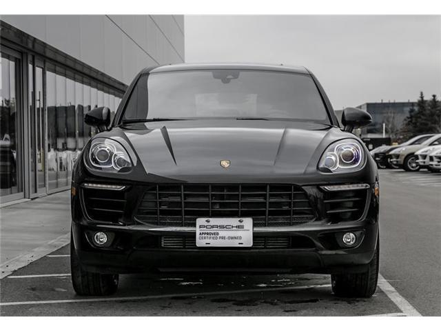 2017 Porsche Macan  (Stk: U7561) in Vaughan - Image 2 of 18