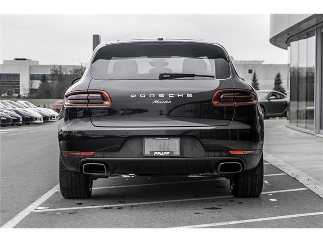 2017 Porsche Macan  (Stk: U7561) in Vaughan - Image 2 of 18