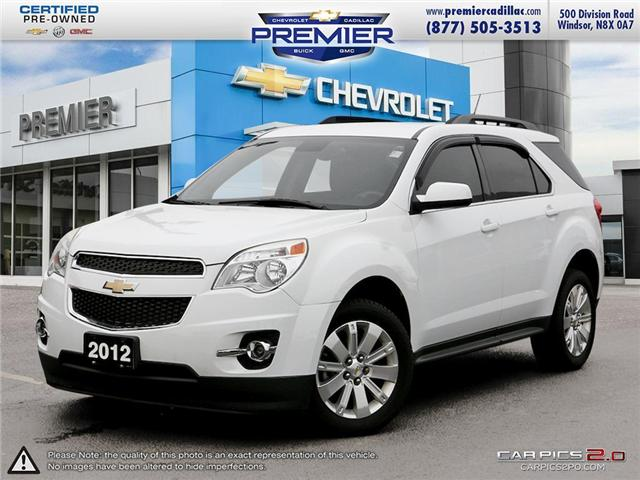 2012 Chevrolet Equinox 2LT (Stk: 191360A) in Windsor - Image 1 of 27