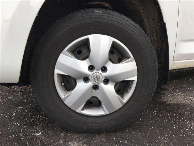 2012 Toyota RAV4 FWD HOOD DEFLECTOR, BLUETOOTH, ABS, USB, HITCH, KE (Stk: 41337C) in Brampton - Image 2 of 25