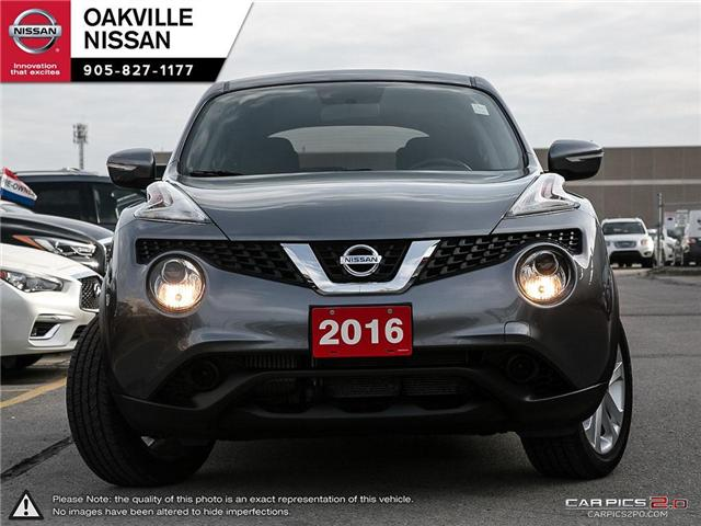 2016 Nissan Juke SV (Stk: N19075A) in Oakville - Image 2 of 27