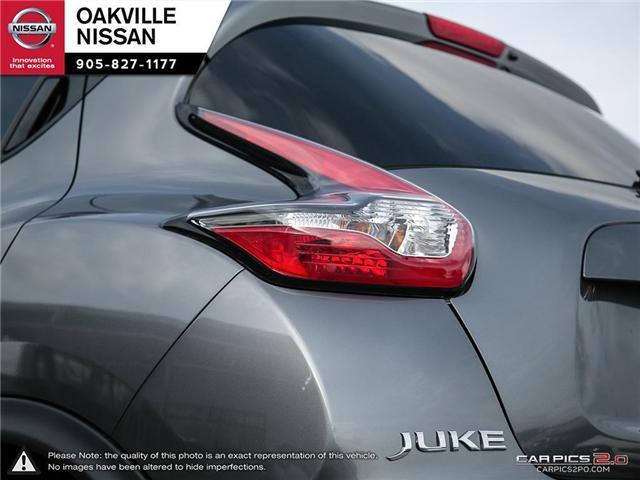 2016 Nissan Juke SV (Stk: N19075A) in Oakville - Image 12 of 27