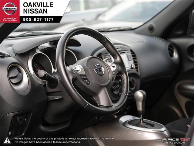 2016 Nissan Juke SV (Stk: N19075A) in Oakville - Image 13 of 27