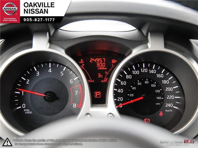 2016 Nissan Juke SV (Stk: N19075A) in Oakville - Image 15 of 27