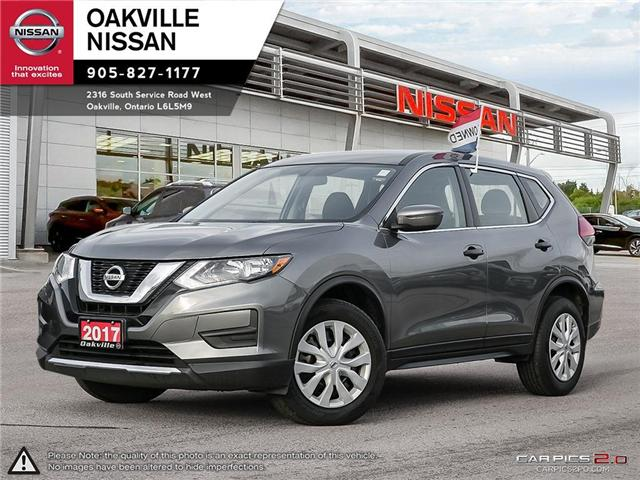 2017 Nissan Rogue S (Stk: N18732A) in Oakville - Image 1 of 27