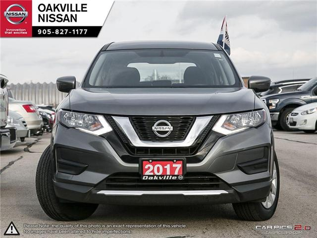 2017 Nissan Rogue S (Stk: N18732A) in Oakville - Image 2 of 27