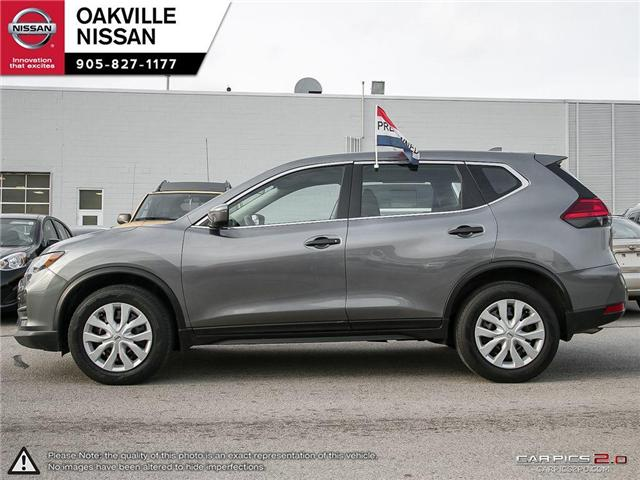 2017 Nissan Rogue S (Stk: N18732A) in Oakville - Image 3 of 27
