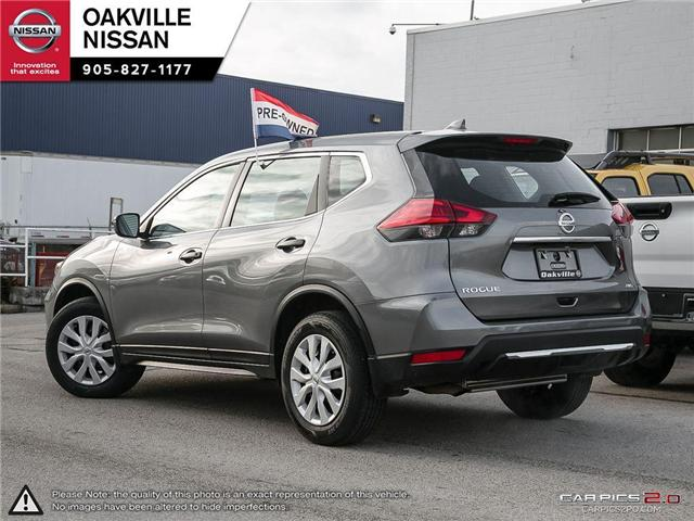 2017 Nissan Rogue S (Stk: N18732A) in Oakville - Image 4 of 27