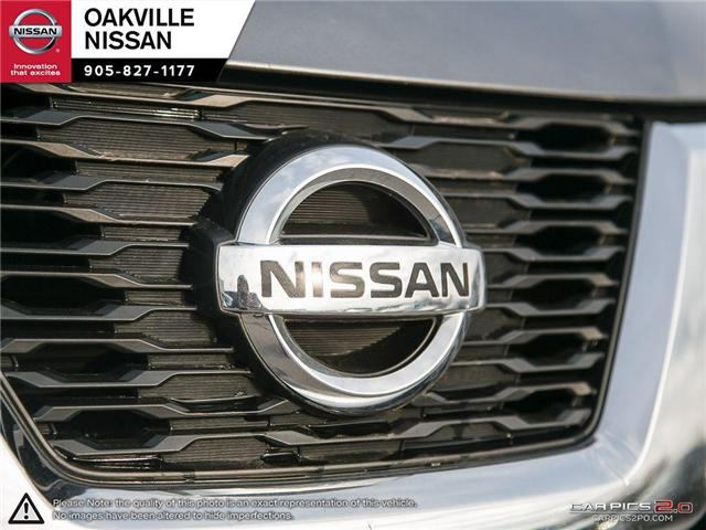 2017 Nissan Rogue S (Stk: N18732A) in Oakville - Image 9 of 27