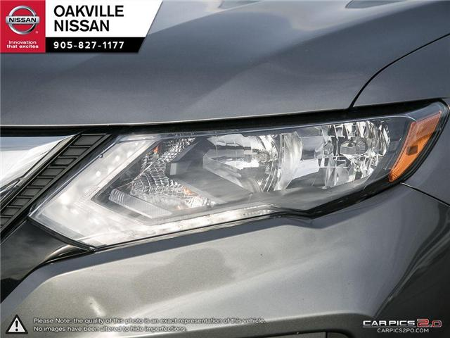 2017 Nissan Rogue S (Stk: N18732A) in Oakville - Image 10 of 27