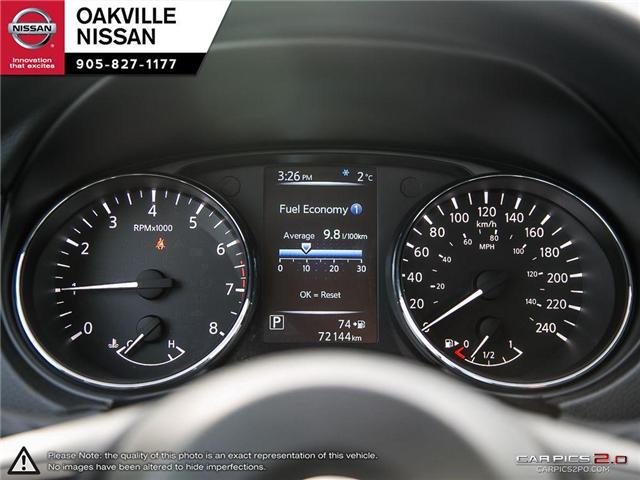 2017 Nissan Rogue S (Stk: N18732A) in Oakville - Image 15 of 27