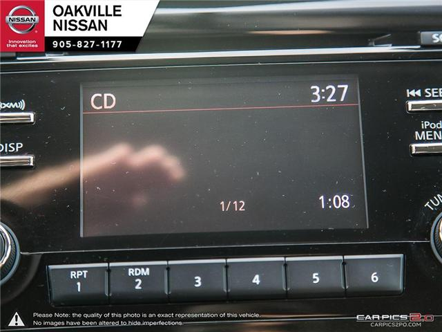 2017 Nissan Rogue S (Stk: N18732A) in Oakville - Image 21 of 27
