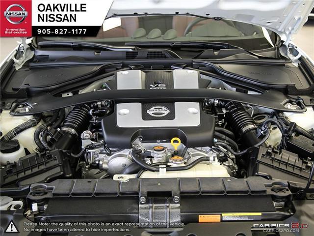 2019 Nissan 370Z Touring Sport (Stk: N19004) in Oakville - Image 8 of 27