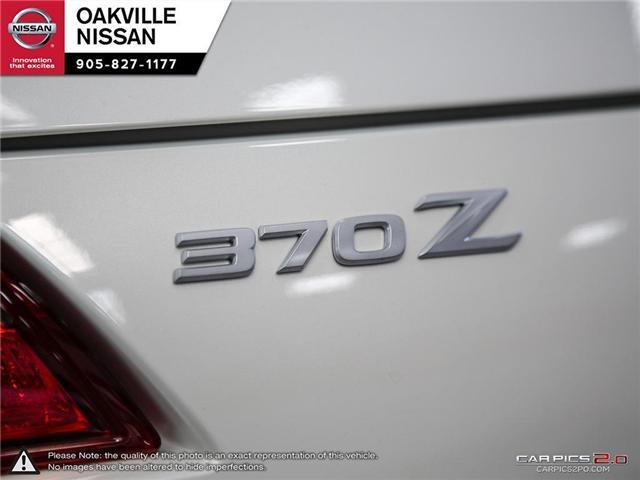 2019 Nissan 370Z Touring Sport (Stk: N19004) in Oakville - Image 11 of 27