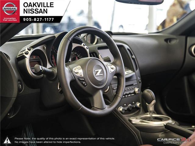 2019 Nissan 370Z Touring Sport (Stk: N19004) in Oakville - Image 13 of 27