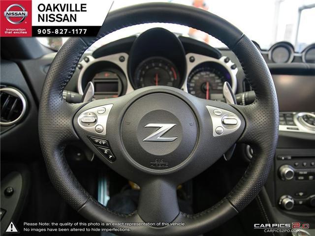 2019 Nissan 370Z Touring Sport (Stk: N19004) in Oakville - Image 14 of 27