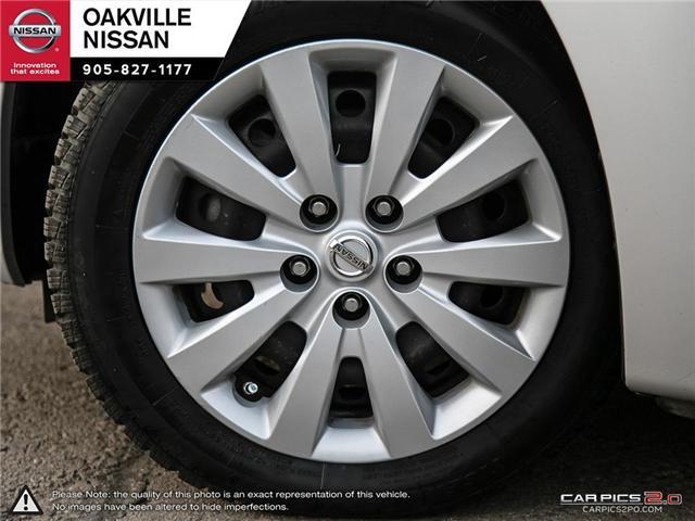 2015 Nissan Sentra 1.8 S (Stk: 993324) in Oakville - Image 6 of 27