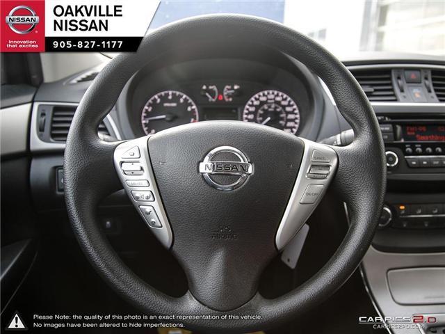 2015 Nissan Sentra 1.8 S (Stk: 993324) in Oakville - Image 14 of 27