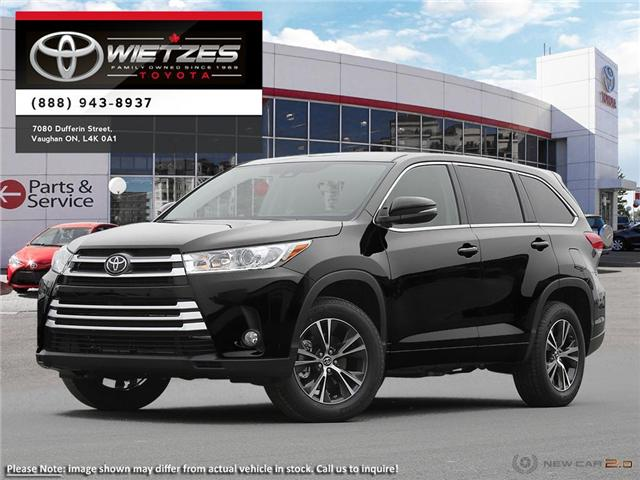 2019 Toyota Highlander LE AWD (Stk: 67807) in Vaughan - Image 1 of 23