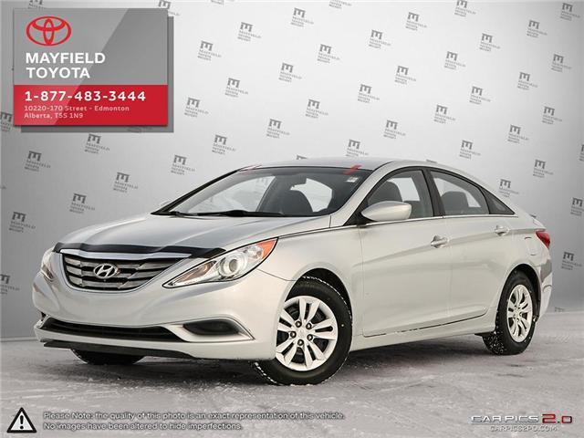 2013 Hyundai Sonata GL (Stk: 1801412B) in Edmonton - Image 1 of 27