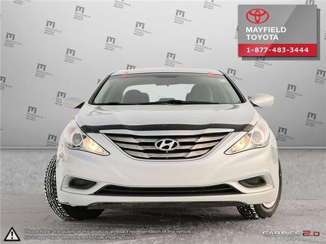 2013 Hyundai Sonata GL (Stk: 1801412B) in Edmonton - Image 2 of 27