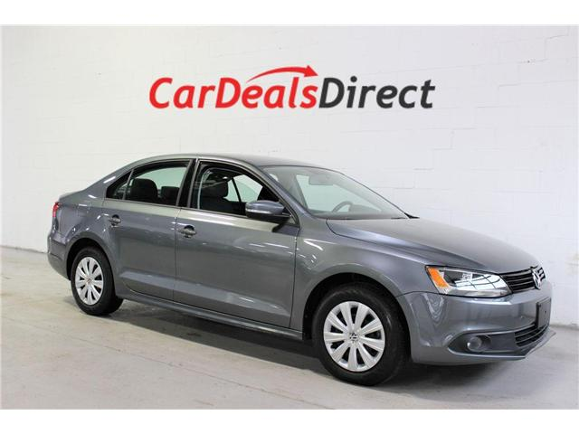 2014 Volkswagen Jetta  (Stk: 374844) in Vaughan - Image 1 of 28