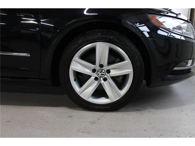 2014 Volkswagen CC Sportline (Stk: 534661) in Vaughan - Image 2 of 30