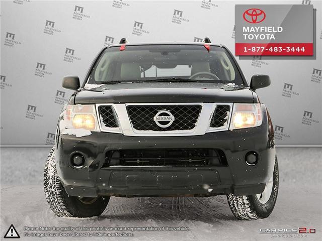 2011 Nissan Pathfinder LE (Stk: 190285B) in Edmonton - Image 2 of 27