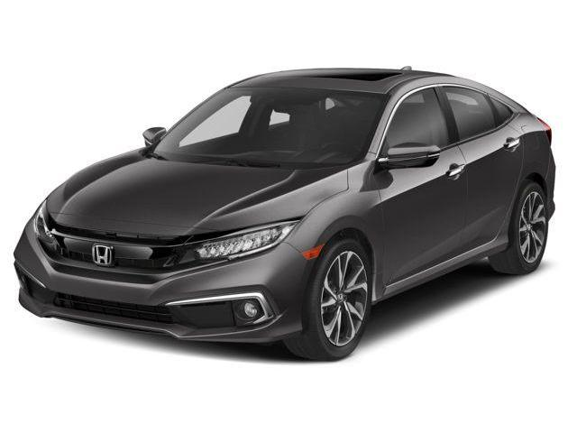2019 Honda Civic Touring (Stk: I190345) in Mississauga - Image 1 of 1