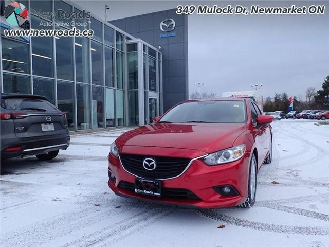 2015 Mazda MAZDA6 GS (Stk: 14084) in Newmarket - Image 1 of 30