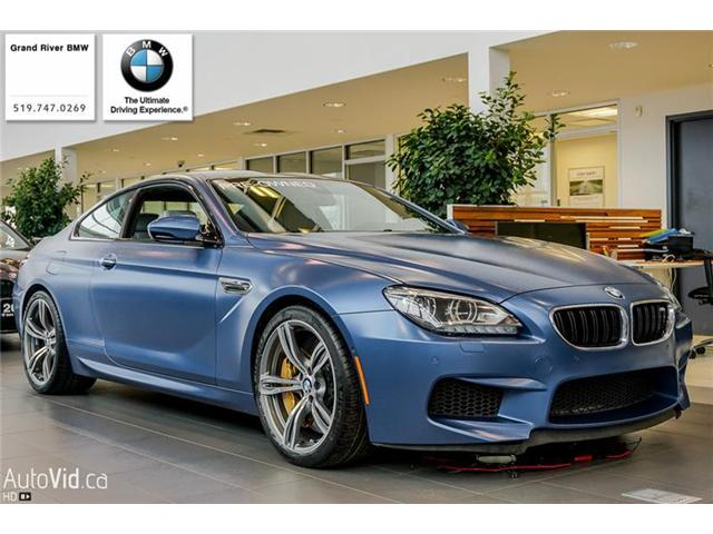 2015 BMW M6 Base (Stk: PW4640) in Kitchener - Image 1 of 20