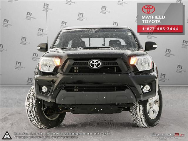 2015 Toyota Tacoma V6 (Stk: 1862795A) in Edmonton - Image 2 of 27