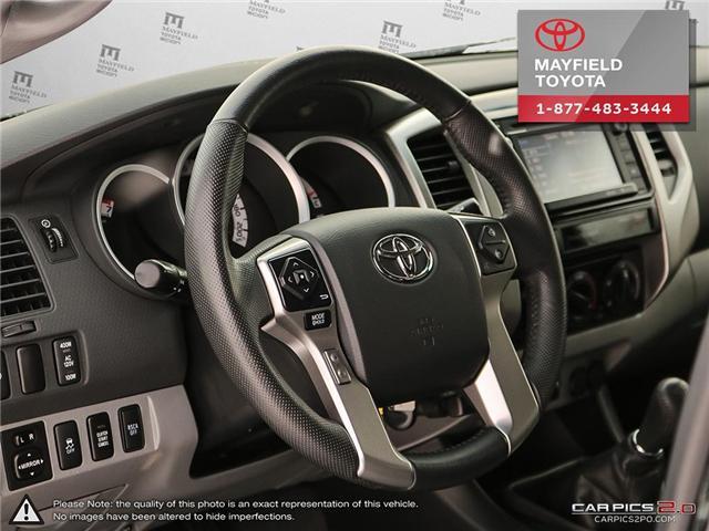 2015 Toyota Tacoma V6 (Stk: 1862795A) in Edmonton - Image 13 of 27
