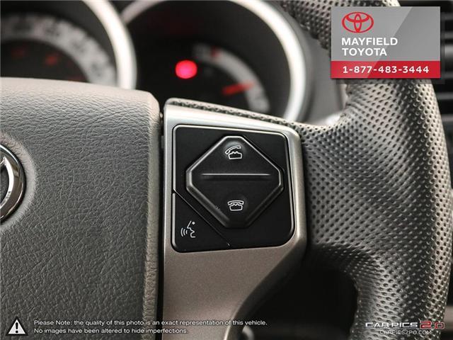 2015 Toyota Tacoma V6 (Stk: 1862795A) in Edmonton - Image 18 of 27