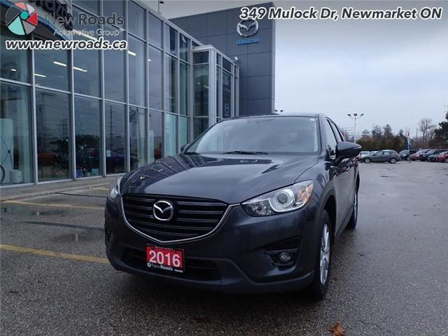 2016 Mazda CX-5 GS (Stk: 40246A) in Newmarket - Image 1 of 30