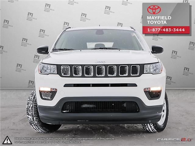 2018 Jeep Compass Sport (Stk: 1802310A) in Edmonton - Image 2 of 27