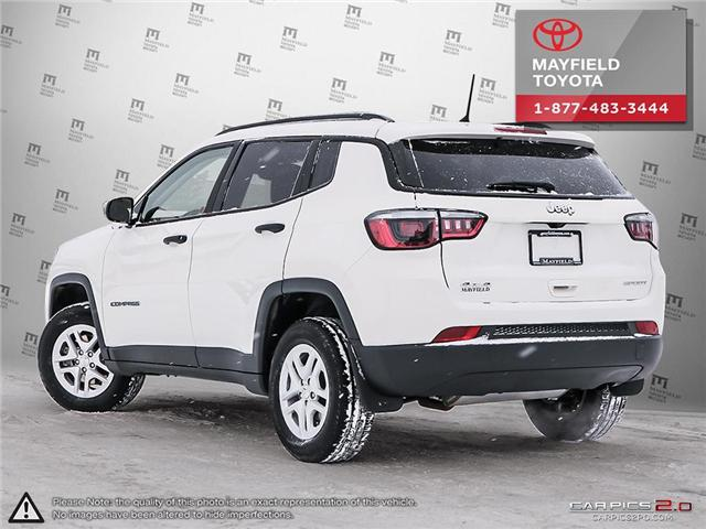 2018 Jeep Compass Sport (Stk: 1802310A) in Edmonton - Image 4 of 27