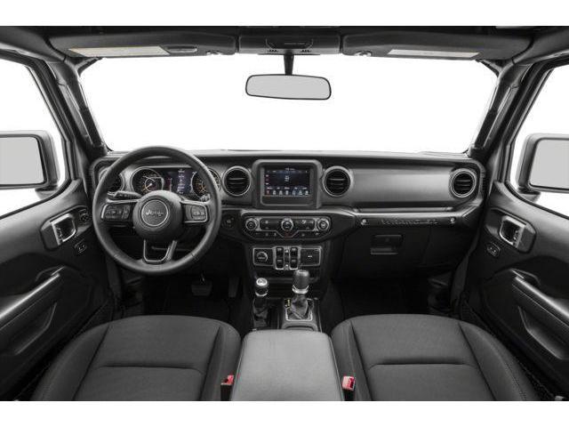 2018 Jeep Wrangler Unlimited Sahara (Stk: W135100) in Courtenay - Image 5 of 9