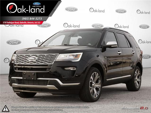 2019 Ford Explorer Platinum (Stk: 9T159D) in Oakville - Image 1 of 25
