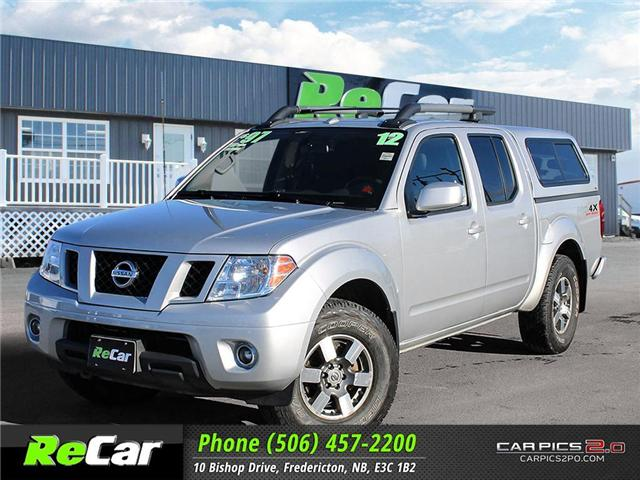 2012 Nissan Frontier PRO-4X (Stk: 181264A) in Fredericton - Image 1 of 25