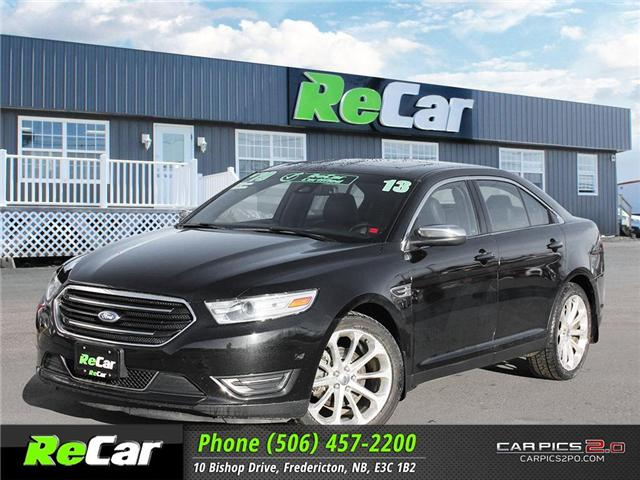 2013 Ford Taurus Limited (Stk: 180707B) in Fredericton - Image 1 of 29