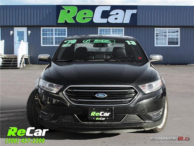 2013 Ford Taurus Limited (Stk: 180707B) in Fredericton - Image 2 of 29
